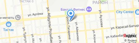 PIVArius Bar & Grill на карте Алматы