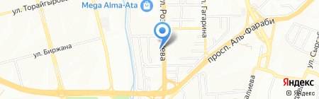 Мечта на карте Алматы