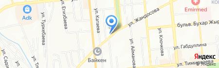 Stamp Service на карте Алматы