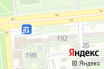 Схема проезда до компании Clever School в Алматы