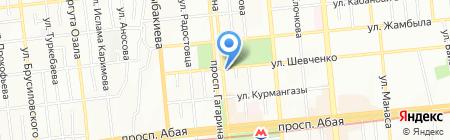 KFishing на карте Алматы