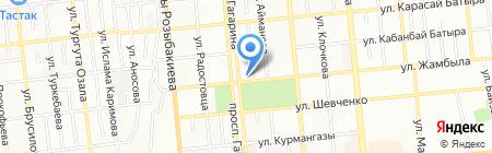 NL International на карте Алматы