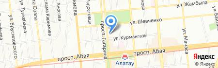 Технология Плюс на карте Алматы