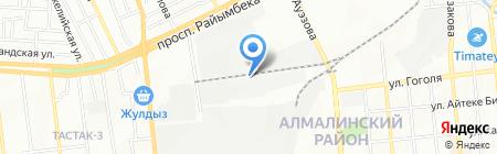 Sewtech на карте Алматы
