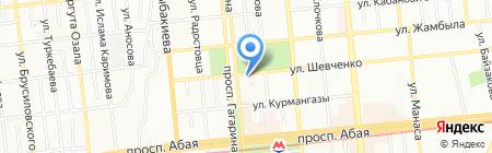 Star Consulting на карте Алматы