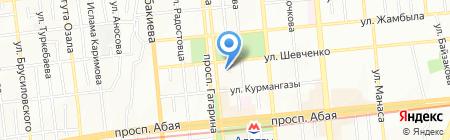 Sofi L на карте Алматы