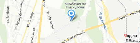 ReMark на карте Алматы