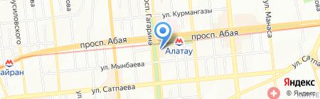 M-Copy на карте Алматы