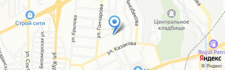 Line-X Protective Coatings Kazakhstan на карте Алматы