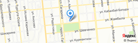French Manicure на карте Алматы