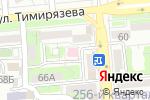 Схема проезда до компании МРТ Лидер в Алматы
