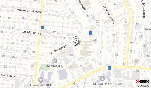 ЭлектроПромСнаб KZ. Схема проезда в Алматы