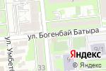 Схема проезда до компании Аскар, овощной магазин в Алматы