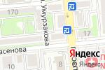 Схема проезда до компании КазФеникс, ТОО в Алматы