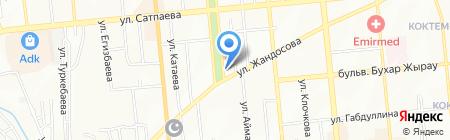 Showroom Optics на карте Алматы
