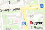 Схема проезда до компании Белорусские колбасы в Алматы