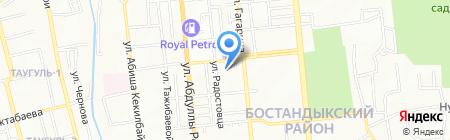 Bevitore на карте Алматы