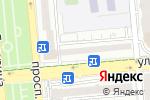 Схема проезда до компании Divine в Алматы