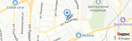 Media Market на карте Алматы