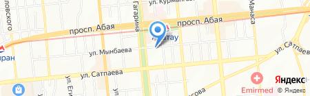Логопедический кабинет на карте Алматы