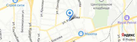 Aiko Plast на карте Алматы