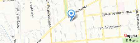 CondorAutoKZ на карте Алматы