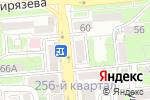 Схема проезда до компании Асхат в Алматы