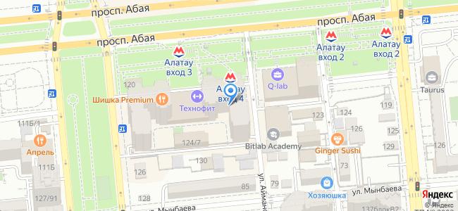 проспект Гагарина, 124