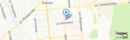 Bassar Electronics на карте Алматы
