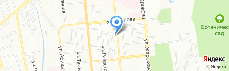 Green Service на карте Алматы