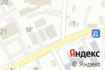 Схема проезда до компании Шеру в Алматы