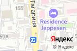 Схема проезда до компании Салым кредит, ТОО в Алматы