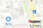 Схема проезда до компании Junior в Алматы