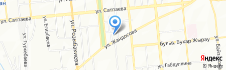 GSI Kazakhstan на карте Алматы