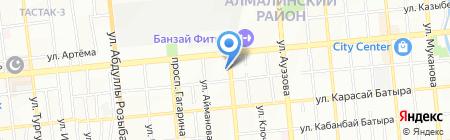Grin Haus на карте Алматы