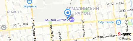 Empire Decor на карте Алматы