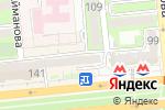 Схема проезда до компании Reball Service в Алматы