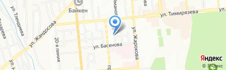 PRIOR PRINT на карте Алматы
