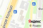 Схема проезда до компании Школа профессиональной подготовки пожарных в Алматы