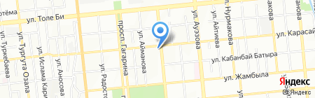 ГОСЭКСПЕРТИЗА экспертный центр на карте Алматы