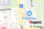 Схема проезда до компании Ломбард Народный Дом, ТОО в Алматы