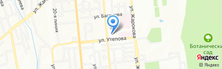 Studio Rapid на карте Алматы