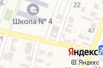 Схема проезда до компании QIWI в Жапеке батыр