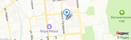 NARA Print на карте Алматы