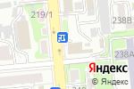 Схема проезда до компании Школа-студия по наращиванию ресниц в Алматы