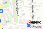 Схема проезда до компании SmART Kids в Алматы