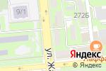 Схема проезда до компании Аю-Дент в Алматы