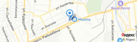 BayKaz Electric на карте Алматы