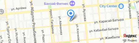 Орт сондируши торгово-сервисная компания на карте Алматы