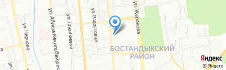 Saitoff.net на карте Алматы
